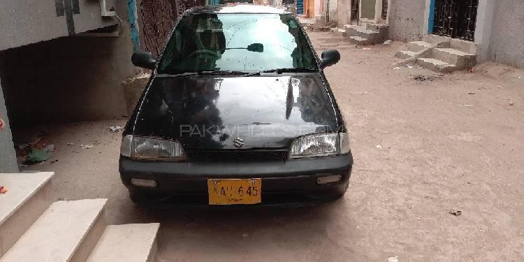 Suzuki margalla gl plus 1995
