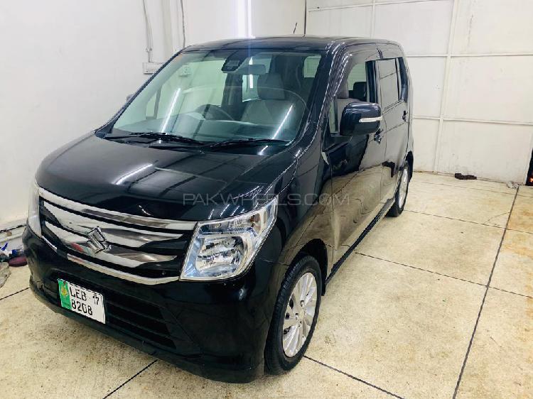 Suzuki wagon r fx limited 2014