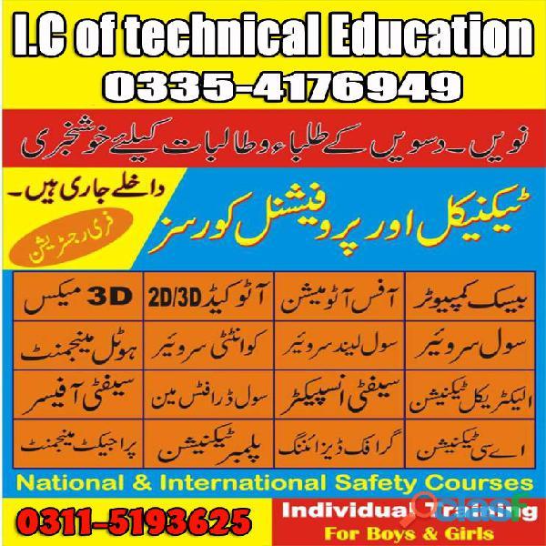 Diploma in professional chef & cooking in rawalpindi jhelum chakwal gujrat rawat kalar 03115193625