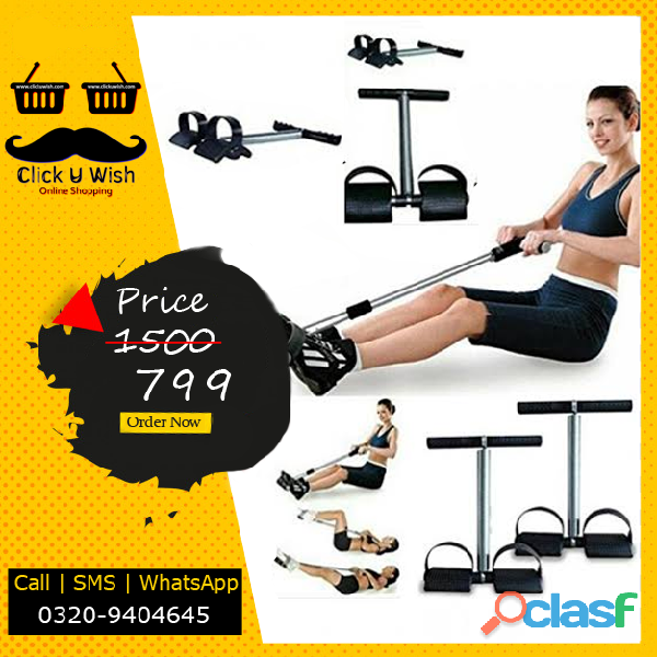 High quality tummy trimmer single spring exercise home gym