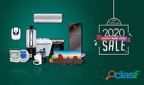 Grand New Year Sale 2020 @ Al Fatah Electronics