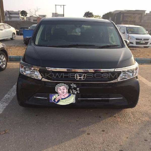 Honda n wgn g turbo 2017