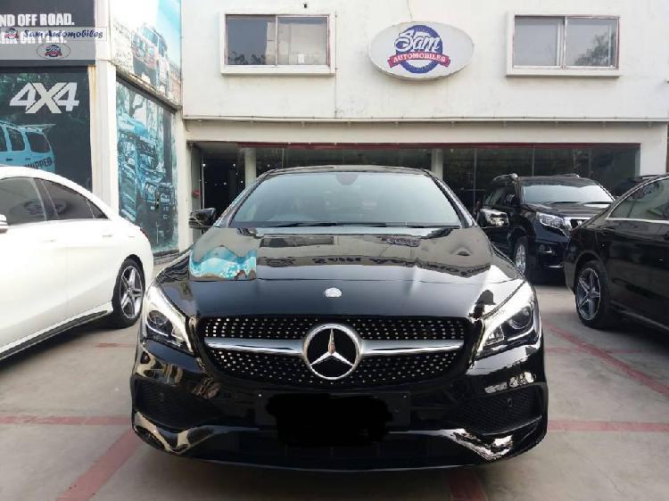 Mercedes benz cla class cla180 2017