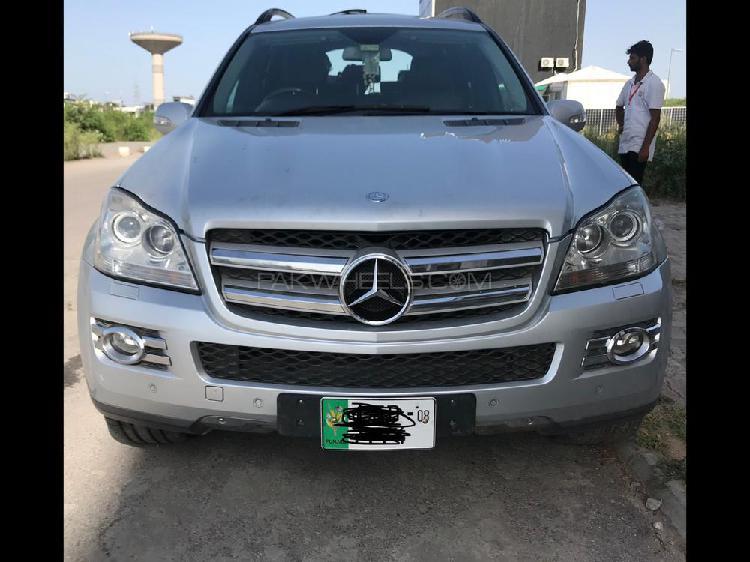 Mercedes benz gl class 2006
