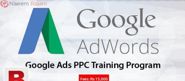 Google ads ppc training starting from coming week – enroll