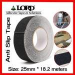 Non slip adhesive tape | anti slip tape by lord tapes,