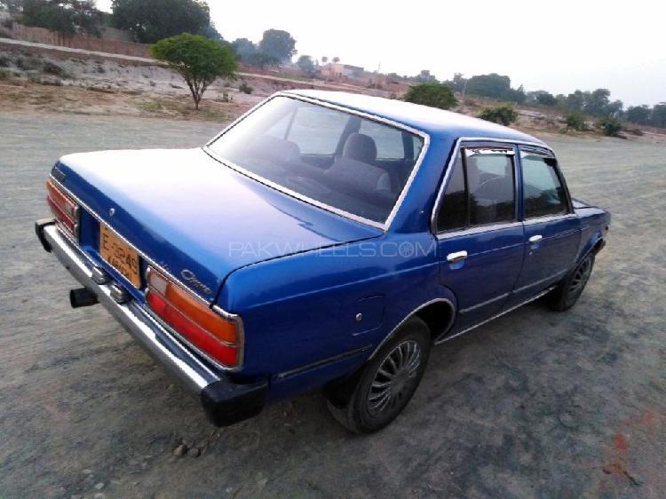 Toyota corona ex saloon g 1979