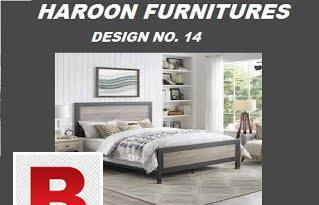 Attractive good looking comfortable back iron bed