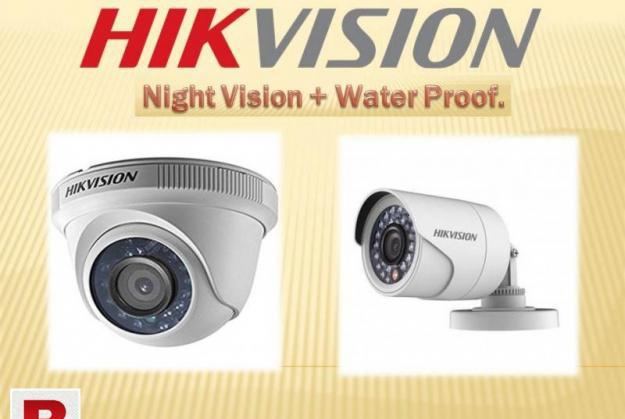 2mp hikvision cctv camera offers...