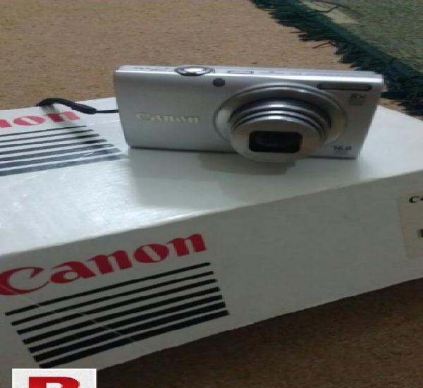 Canon digital camera powershot A4000