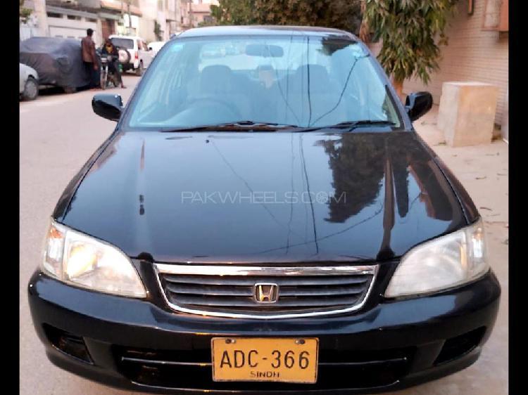 Honda city exi s 2000