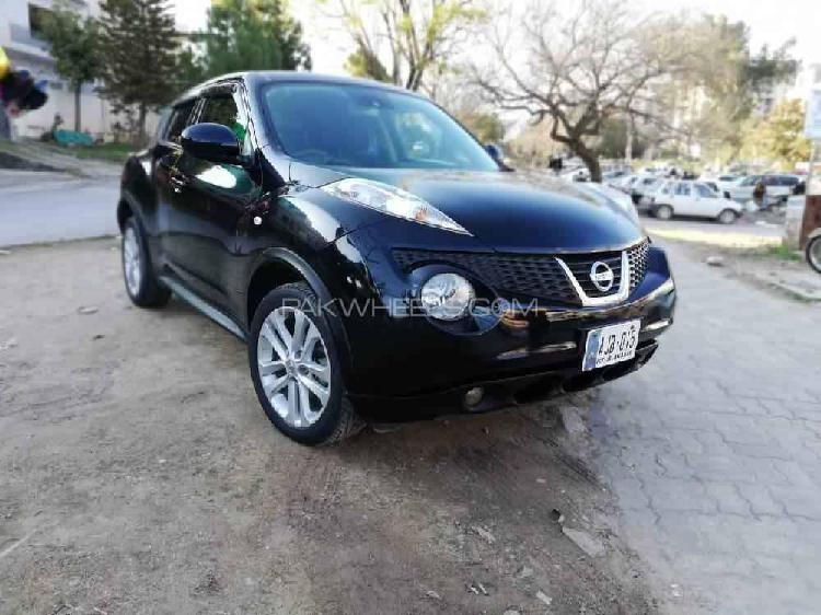 Nissan Juke 15RX Premium Personalize Package 2013