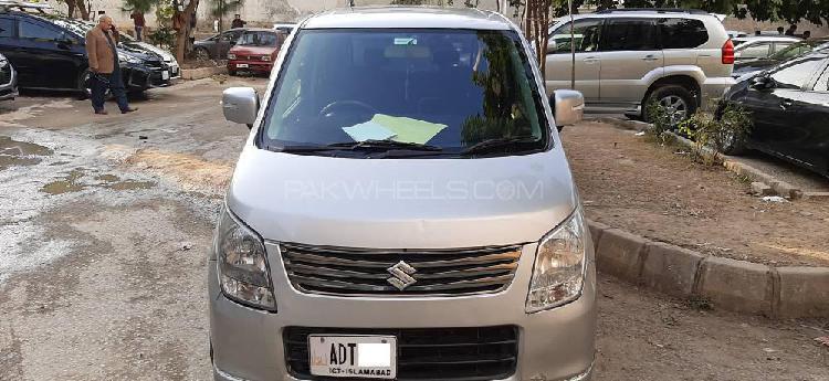 Suzuki wagon r fx limited 2012
