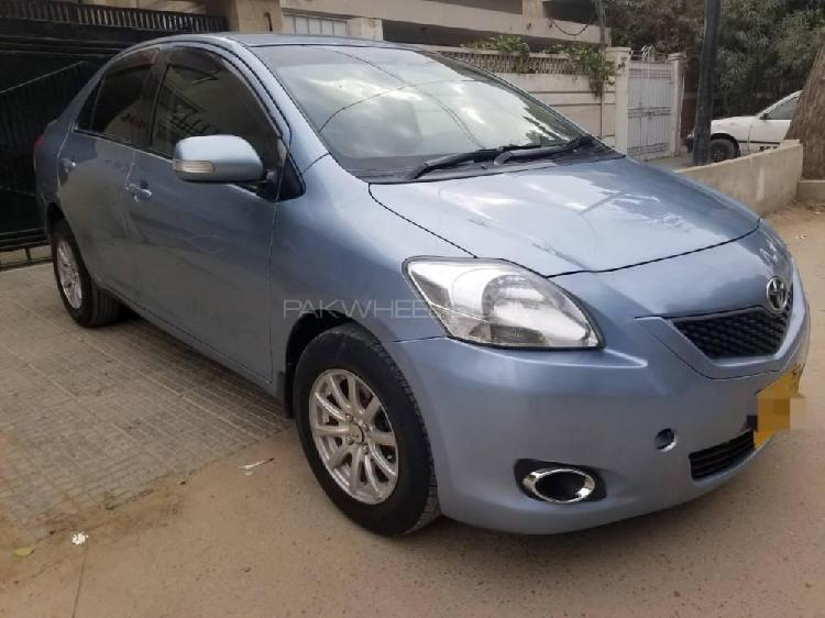 Toyota belta x business a package 1.0 2009