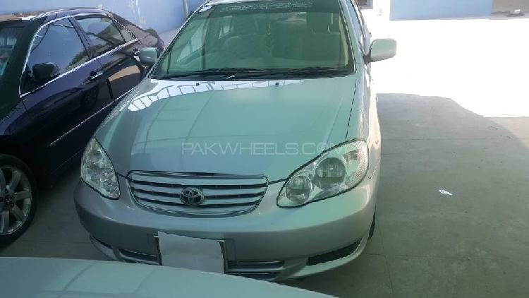 Toyota corolla se saloon automatic 2004