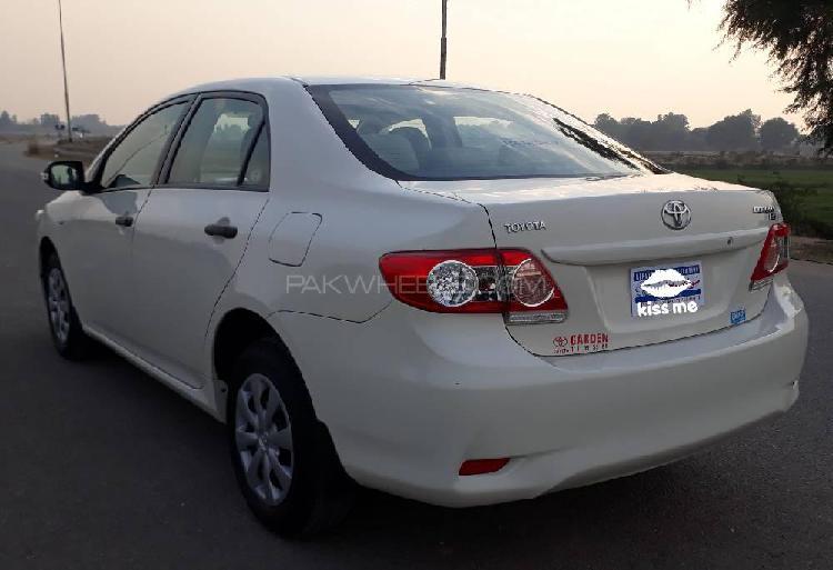 Toyota corolla xli vvti 2012