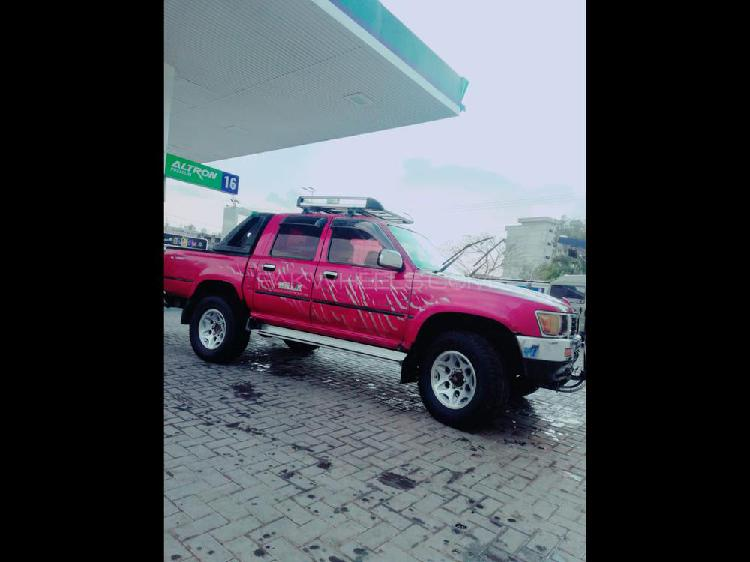 Toyota hilux double cab 1992