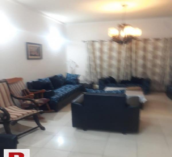 Bahria town safari block 8 marla doubal story house full