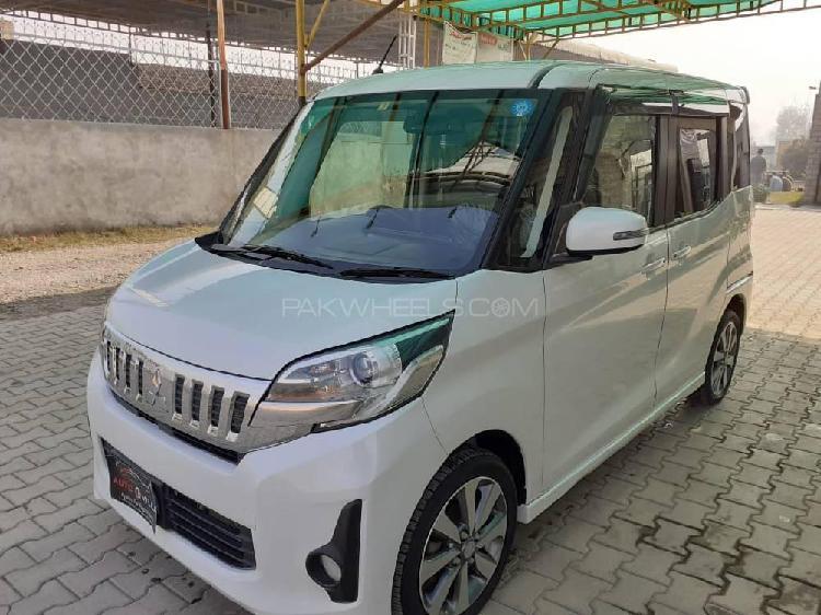 Mitsubishi ek space custom 2015