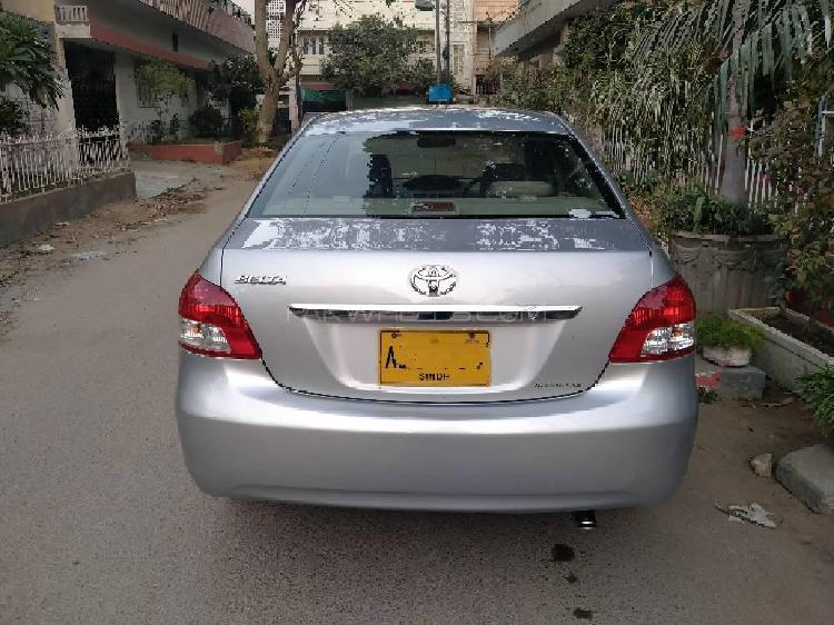 Toyota belta x business a package 1.0 2011