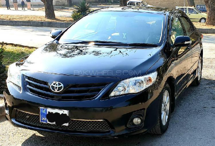 Toyota corolla altis cruisetronic 1.6 2013