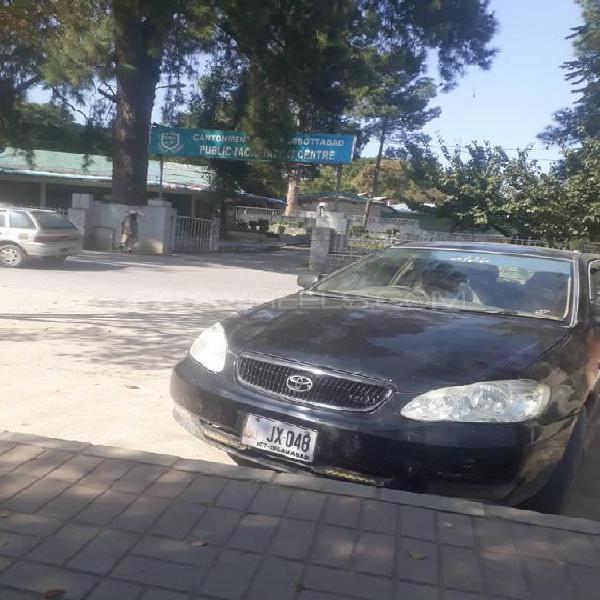 Toyota corolla se saloon 2006