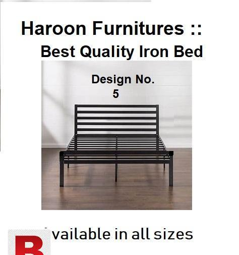 New durable iron beds in just 15000. buy now pay in six