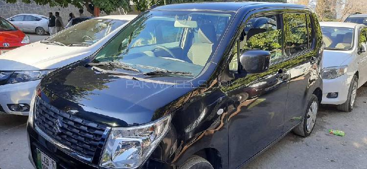Suzuki wagon r fx limited ii 2016
