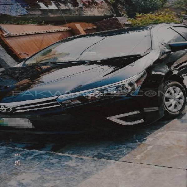Toyota corolla gli automatic 1.3 vvti 2016