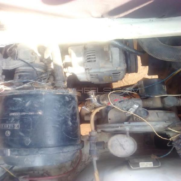 Suzuki bolan vx 2007