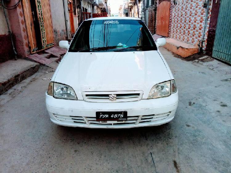 Suzuki cultus vx 2007