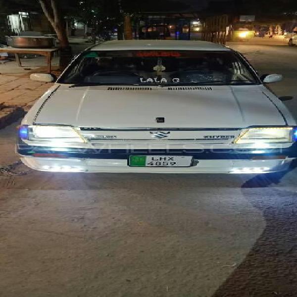Suzuki khyber 1988