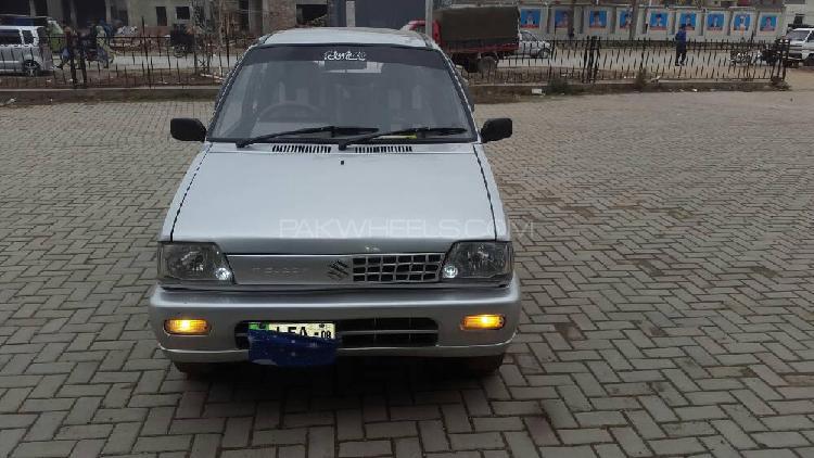 Suzuki mehran vxr (cng) 2008