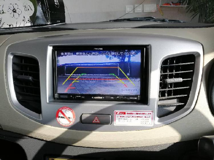 Suzuki wagon r fx 2014