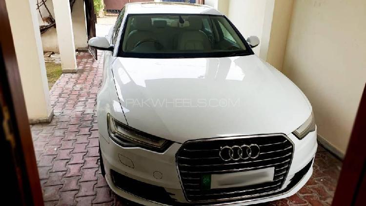 Audi a6 1.8 tfsi business class edition 2015