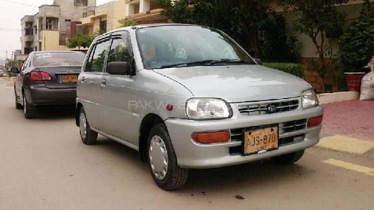Daihatsu cuore cx automatic 2005