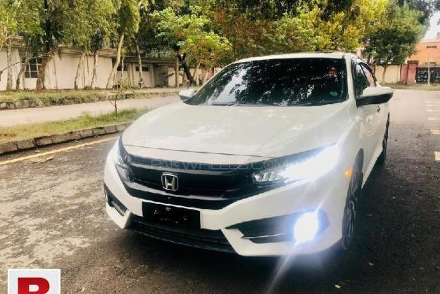 Honda Civic 1.5 RS Turbo 2017 Gte ON Easy monthly