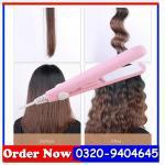 Mini Electronic Hair Straightener Mini Ceramic Electronic