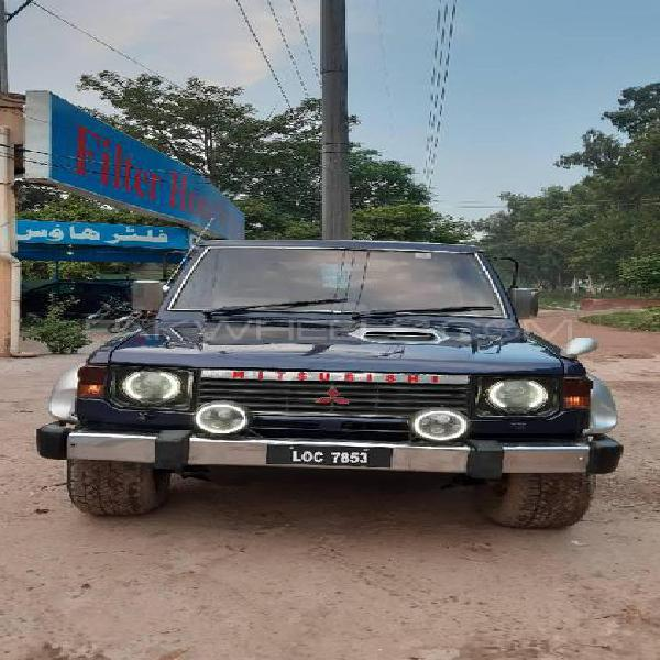 Mitsubishi pajero exceed 2.5d 1990