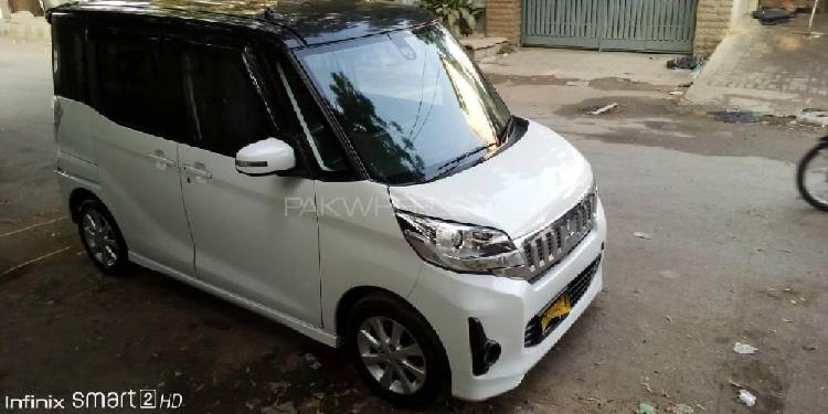 Nissan roox highway star urban selection 2015