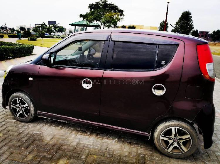 Suzuki mr wagon wit gs 2012