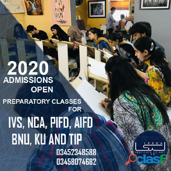 Preparatory Classes For Indus Valley School Of Art And Architecture Ivs National College Of Art Nca In Karachi Last Vacancies September Clasf Education And Books