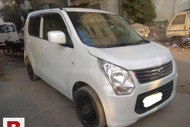 Suzuki Wagon R 2013 Get On Easy Monthly Installment Just 20%