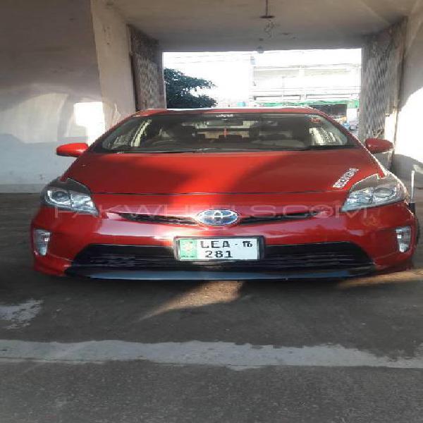 Toyota Prius G LED Edition 1.8 2012