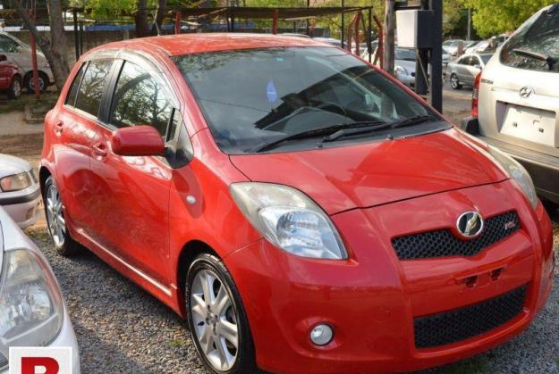 Toyota Vitz get on easy installments just 20% low markup