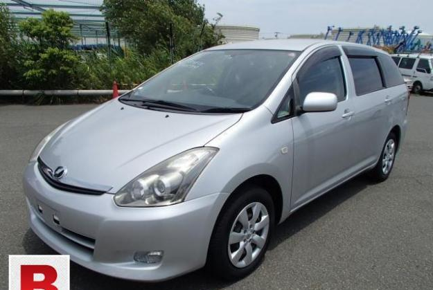 Toyota Wish 2006 Get On Easy Monthly Installment Just 20%