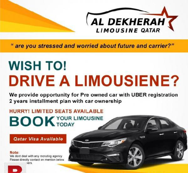 opportunity for pre owned car in qatar
