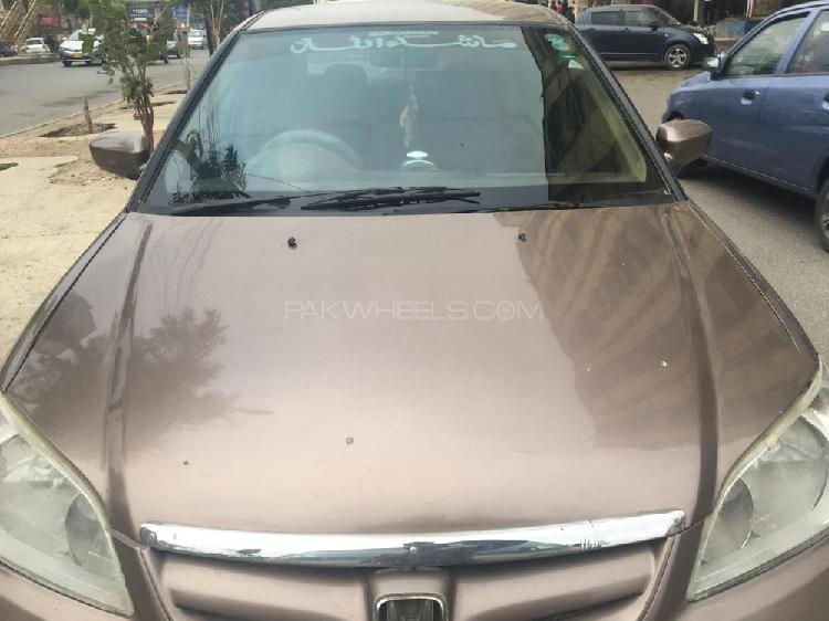 Honda Civic VTi 1.6 2003