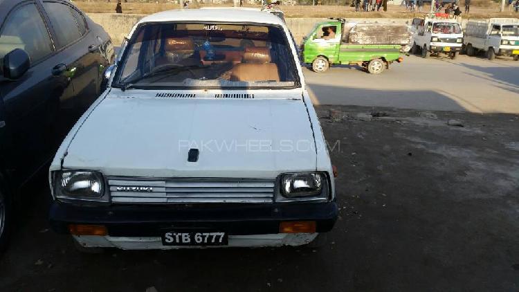 Suzuki fx ga 1986