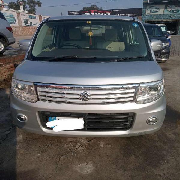 Suzuki mr wagon x idling stop 2015